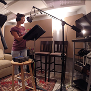 Vocal Booth A