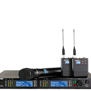 Wireless Mic Systems for Rent