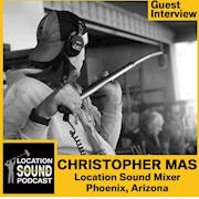 """I was a special guest on """"Location Sound Podcast"""""""