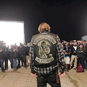 """Behind-the-Scenes of FX's """"Sons of Anarchy."""""""