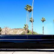 Picture car SUV stretch  limousine
