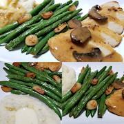 Vegan or Vegetarian Turk'y Dinner