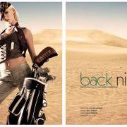 Clubline Magazine-Back Nine Editorial