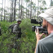 Military Channel, a Hot ruck through the woods, 3 snakes