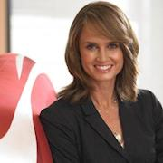 Rhonda styled Katie Baynes for executive photo