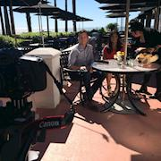 Actors in commercial spot for Landry's