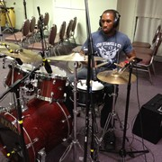 Drum Tracking Aaron Weems - an Amazing Drummer