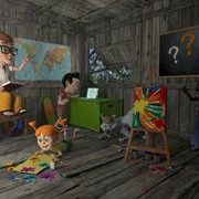 Animation and 3D Modeling Gallery