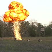 Gas Explosion at FX Stunt School in Atlanta, GA