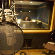 Sound Booth Recording