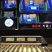 On-site satellite transmission at D2's Production Studio