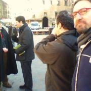 Daniel, Andrea and Vito