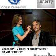 "Celebrity TV host, ""Feherty Show"" - David Feherty"