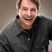 Celebrity comedian, Jeff Foxworthy Hair and makeup by Meredith Boyd