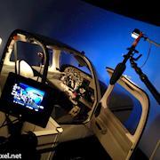 Aerosim Flight Academy Simulator for Interview