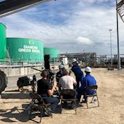 Valero Refinery Shoot