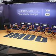 "IMDb - ""The IMDb Studio at Visa Infinite Lounge"""