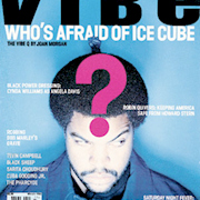 Ice Cube Vibe by Dan Winters