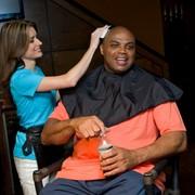 "NBA superstar, Charles Barkley for Golf Channel show ""Feherty"""