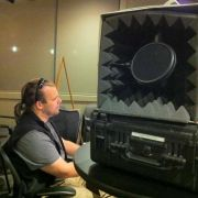 Recording a Voiceover session