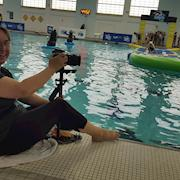GlideCamera For USA Swimming Shoot