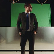 Behind The Scenes - Green Screen Comp