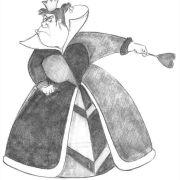 Evil Queen Sketch