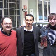 Ale, Enrico and Zambrotta