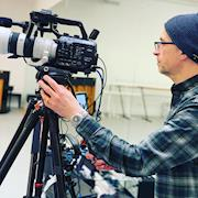 Filming with 2 x FS5mkii at Berkeley Ballet