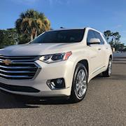 """2019 Chevrolet Traverse AWD """"High Country"""""""