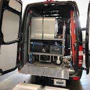 Grip Truck Mercedes Van