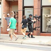 Short film shoot with Red Epic in Chicago.