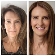 Elaine Collins Before and After Makeover : Revamp series (Key Makeup: Makeup by Anette Mckenzie