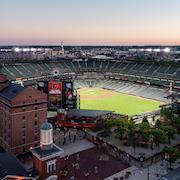 Camden Yards Base Ball Stadium