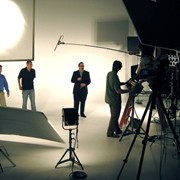 Studio and On-Site Filming
