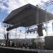 Outdoor Concert Production
