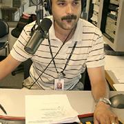 Andy Taylor. Radio.
