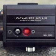 Light amplifier component.