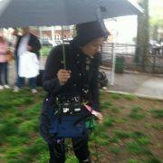 Rain mixing