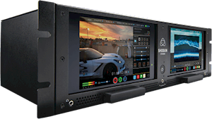 Atomos Shogun Studio Rack-Mounted 2-Channel 4K/HD Recorder, Monitor and Playback Deck Reduced to Just $2,495 US