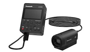 Panasonic Ships AG-UMR20 Recorder/AG-UCK20 Compact Camera