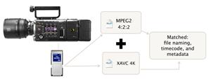 4K Camera Workflows- Raw, Video, Proxy