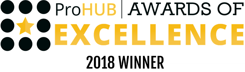 ProductionHUB Announces the 2018 NAB Awards of Excellence Winners