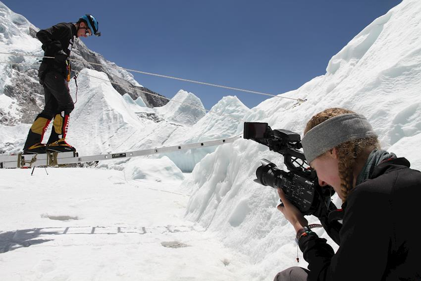Sony's FS5 Goes to New Heights for Breathing on Everest