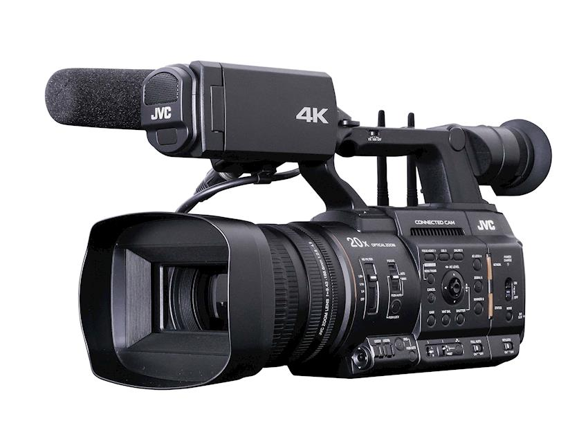 JVC Expands Connected Cam Lineup with New 500 Series of Handheld Cameras