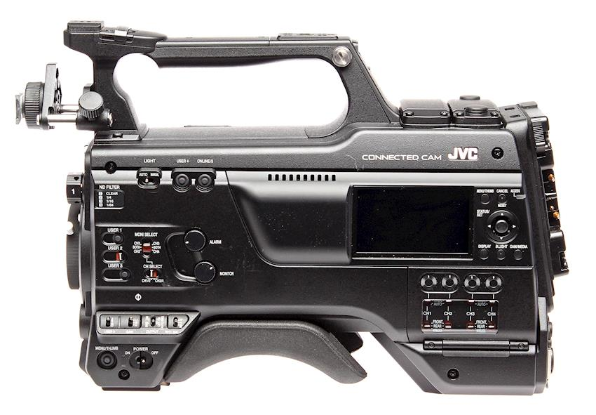 NAB New York: JVC Unveils New CONNECTED CAM Studio Camera