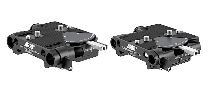 Introducing ARRI's new Bottom Dovetail Plates and the Studio Bridge Plate SBP-1