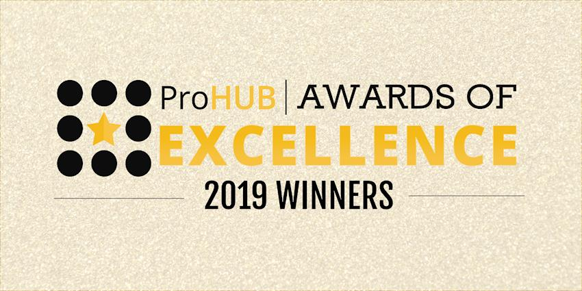 The 2019 Awards of Excellence Winners Shine Bright