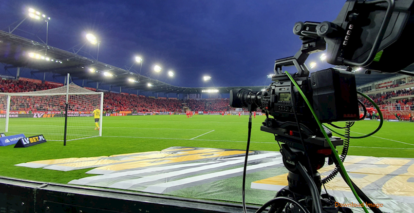 Transmijelive livestreams for Polish FA with Blackmagic Design