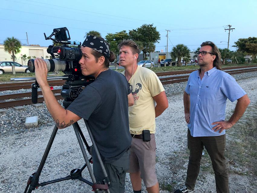 DPs Greg Taylor and Mike Goodman shoot harrowing Viceland doc series, Dopesick  Nation, with VariCam LT cinema cameras